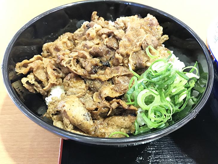 カルビ丼(大)