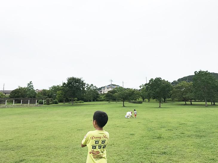 イオン猪名川近くのふれあい公園(猪名川町総合公園)