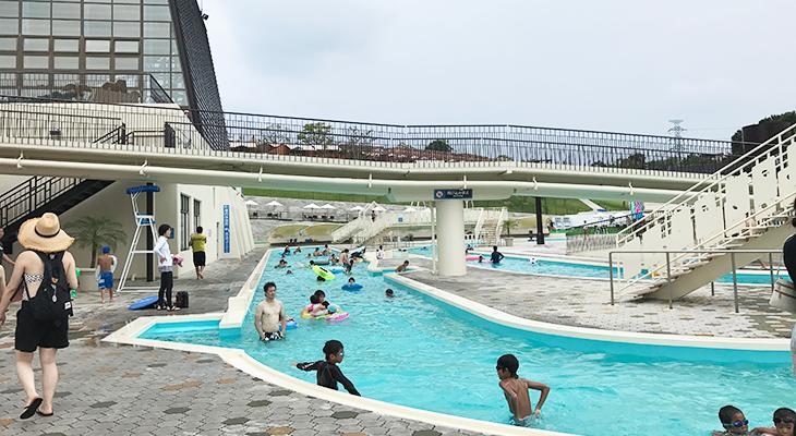 ネスタ リゾート プール